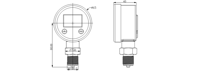 PD-B60外形尺寸
